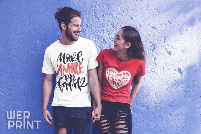 Więcej miłości poproszę! - Werprint