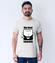 Daddy cool super tata koszulka z nadrukiem dla taty mezczyzna werprint 34 53