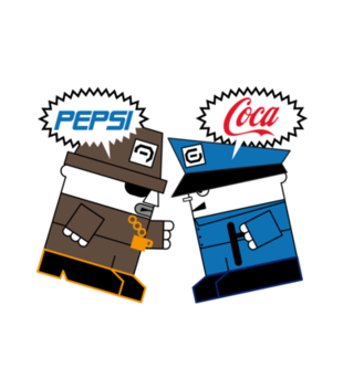 Pepsi pija lepsi grafika na koszulke damska 214
