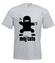 Ninja tata moj bohater koszulka z nadrukiem dla taty mezczyzna werprint 49 6
