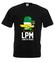 Cala prawda to lpm koszulka z nadrukiem nasze podworko mezczyzna werprint 233 1