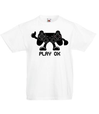 Moja ulubiona gra'rderoba - Koszulka z nadrukiem - dla Gracza - Dziecięca