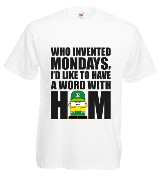 Dawac mi go tu koszulka z nadrukiem nasze podworko mezczyzna werprint 251 2