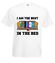 Najlepszy w lozku koszulka z nadrukiem nasze podworko mezczyzna werprint 259 2