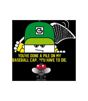 Wara od mojej czapki grafika na koszulke meska 263