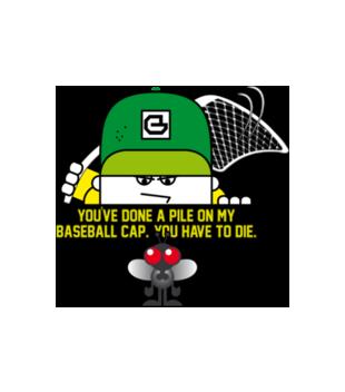 Wara od mojej czapki grafika na koszulke dziecieca 263