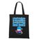 Zabobony precz torba z nadrukiem nasze podworko gadzety werprint 268 160