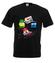 Przejechany nie wyprasowany koszulka z nadrukiem nasze podworko mezczyzna werprint 271 1