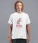Stop wszelkim testom koszulka z nadrukiem patriotyczne mezczyzna werprint 284 40