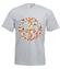 Pokoj milosc przeznaczenie koszulka z nadrukiem patriotyczne mezczyzna werprint 285 6