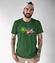 Wojnie mowie zdecydowanie nie koszulka z nadrukiem patriotyczne mezczyzna werprint 288 191