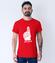 Polska moj kraj koszulka z nadrukiem patriotyczne mezczyzna werprint 290 54