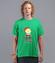 Nie zgadzam sie ze wszystkim koszulka z nadrukiem patriotyczne mezczyzna werprint 295 194