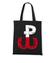 Bialy i czerwony barwy niezwyciezone torba z nadrukiem patriotyczne gadzety werprint 301 160