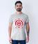 Z bialo czerwonym orlem koszulka z nadrukiem patriotyczne mezczyzna werprint 303 57
