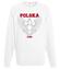 Polska krolem polska gora bluza z nadrukiem patriotyczne mezczyzna werprint 310 106