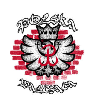 Polska pamietajaca polska walczaca grafika na koszulke damska 314