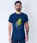 Ratuj swoja planete koszulka z nadrukiem patriotyczne mezczyzna werprint 321 56