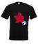 Gwiazda pilki noznej koszulka z nadrukiem sport mezczyzna werprint 327 1