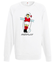 Pilkarskie rozgrywki bluza z nadrukiem sport mezczyzna werprint 328 106