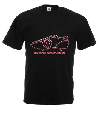 Korki każdego dnia - Koszulka z nadrukiem - Sport - Męska