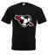 Z milosci do pilki koszulka z nadrukiem sport mezczyzna werprint 331 1