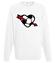 Z milosci do pilki bluza z nadrukiem sport mezczyzna werprint 331 106