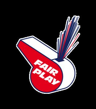 Zasada fair play grafika na koszulke meska 333