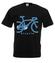Rowerowe true story koszulka z nadrukiem sport mezczyzna werprint 334 1