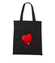 Oddaje sie tobie bez reszty torba z nadrukiem na walentynki gadzety werprint 72 160