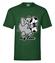 Wielka milosc do sportu koszulka z nadrukiem sport mezczyzna werprint 339 188