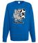 Wielka milosc do sportu bluza z nadrukiem sport mezczyzna werprint 339 109
