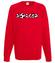 Pilka nozna to kocham bluza z nadrukiem sport mezczyzna werprint 342 108