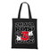 Zmiana kodu na 3 z przodu torba z nadrukiem urodzinowe gadzety werprint 77 160