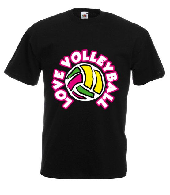 Siatkowka sport pelen pasji koszulka z nadrukiem sport mezczyzna werprint 360 1