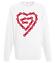 Rowerove love bluza z nadrukiem sport mezczyzna werprint 368 106