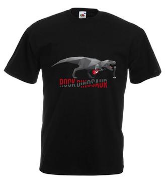 Tyraniczny rock i roll - Koszulka z nadrukiem - Muzyka - Męska