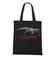 Tyraniczny rock i roll torba z nadrukiem muzyka gadzety werprint 80 160