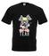 O rzesz krolik koszulka z nadrukiem muzyka mezczyzna werprint 81 1