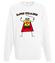 Moj super dziadzio bluza z nadrukiem dla dziadka mezczyzna werprint 375 106