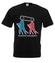 W rytmie sila koszulka z nadrukiem sport mezczyzna werprint 376 1