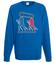 W rytmie sila bluza z nadrukiem sport mezczyzna werprint 376 109