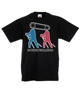 W rytmie siła - Koszulka z nadrukiem - Sport - Dziecięca