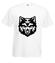 Poczuj w sobie sile wilka koszulka z nadrukiem sport mezczyzna werprint 392 2