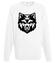 Poczuj w sobie sile wilka bluza z nadrukiem sport mezczyzna werprint 392 106