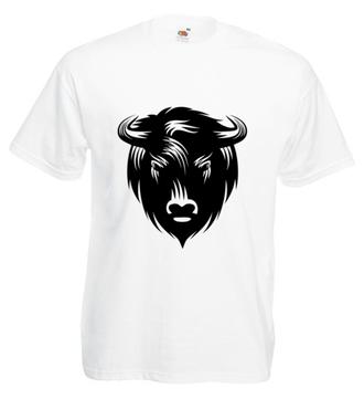 Wpadaj do Nas po żubra - Koszulka z nadrukiem - Sport - Męska