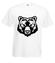 Niedzwiedzia potega koszulka z nadrukiem sport mezczyzna werprint 394 2