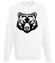 Niedzwiedzia potega bluza z nadrukiem sport mezczyzna werprint 394 106