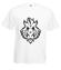 Jak dziki dzik koszulka z nadrukiem sport mezczyzna werprint 397 2