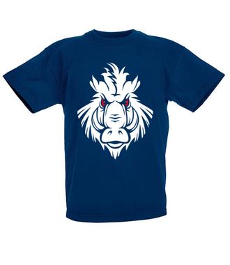 Jak dziki dzik. - Koszulka z nadrukiem - Sport - Dziecięca